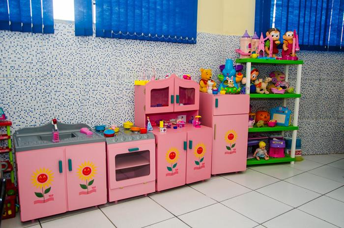 Escola em São Vicente