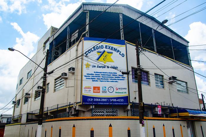 Escola Particular em São Vicente