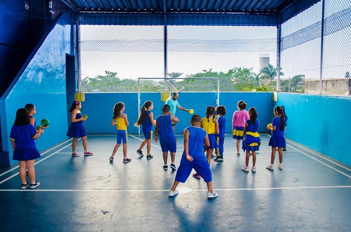 Ensino Particular em São Vicente