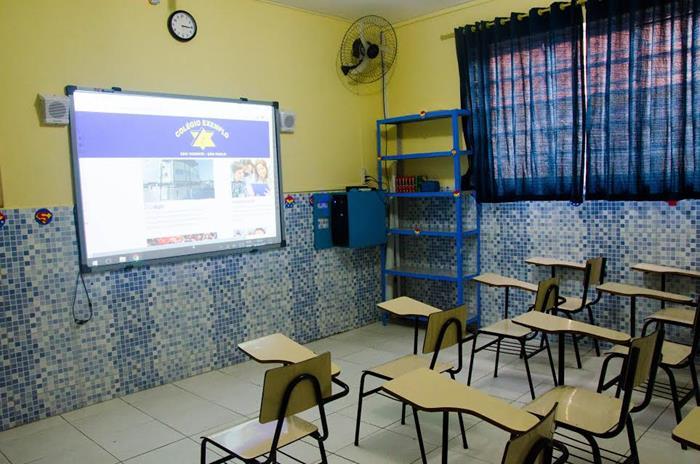 Ensino Infantil em São Vicente