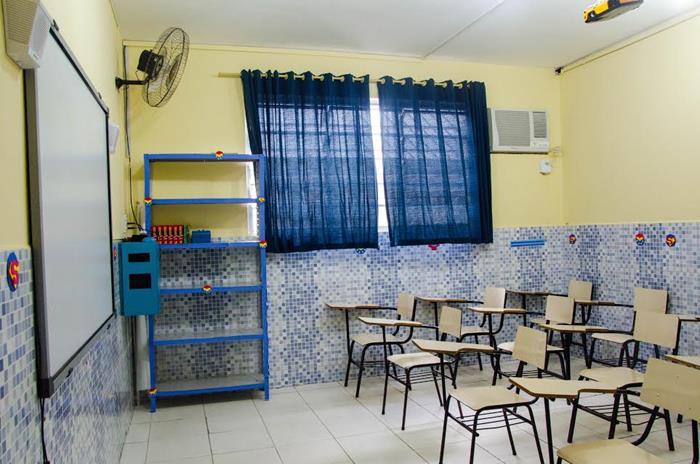 Ensino Fundamental I e II em São Vicente