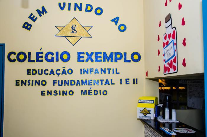 Colégio em São Vicente